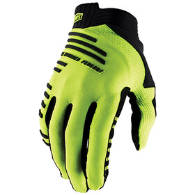 100% R-Core Handschoenen, fluo yellow